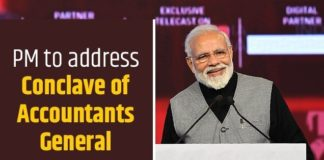 PM to address Conclave of Accountants General