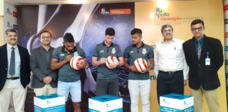 Apollo Foot & Ankle Clinic Launch