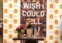 Durjoy Datta at Starmark to launch his book