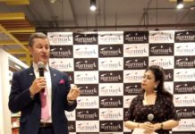 Starmark, in association with Pan Macmillan India, hosts a conversation between Nilaanjana J Chakraborty and Simon Taufel five-time ICC Umpire of the Year and author of the book 'Finding the Gaps'.