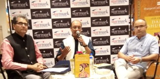 launch of Avik Chanda's 'Dara Shukoh' at Starmark