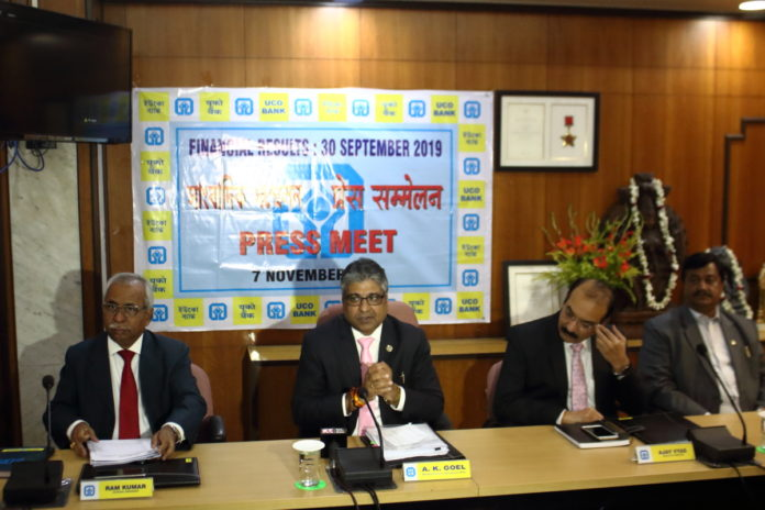 UCO Bank Press Meet