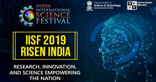 Enthusiastic participation of students, young officials and budding scientists during the technical sessions of India International Science Festival