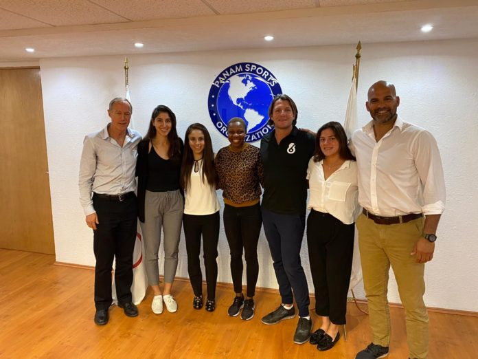 ALIANN POMPEY ELECTED NEW PRESIDENT OF PANAM SPORTS ATHLETE COMMISSION