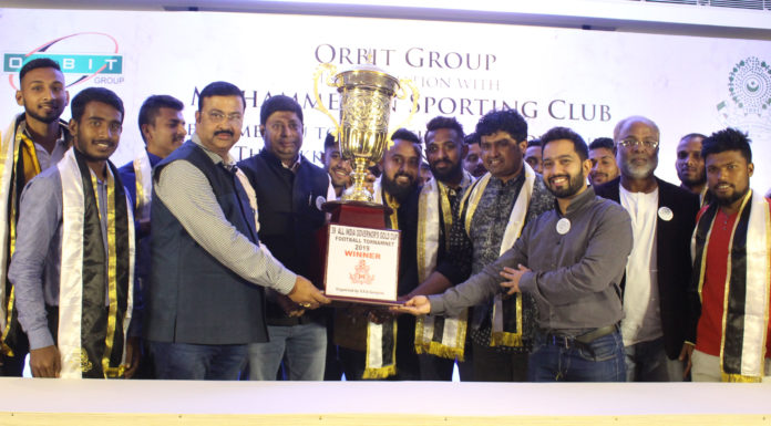 FIRST EVER MSC ANNUAL AWARDS NIGHT HELD AT ORBIT ASHWA
