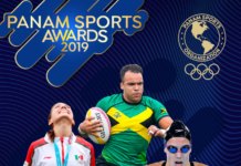 SPORTING ICONS CROWNED AT INAUGURAL PANAM SPORTS AWARDS