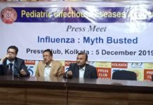 Influenza Myths - Press meet