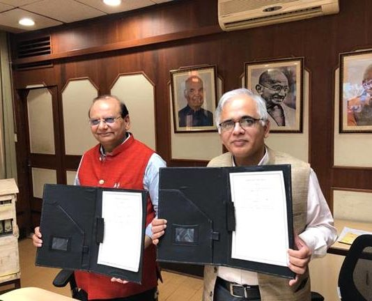 CSIR signs MoU with KVIC on promotion of honey production Khadi outlets to also display CSIR products