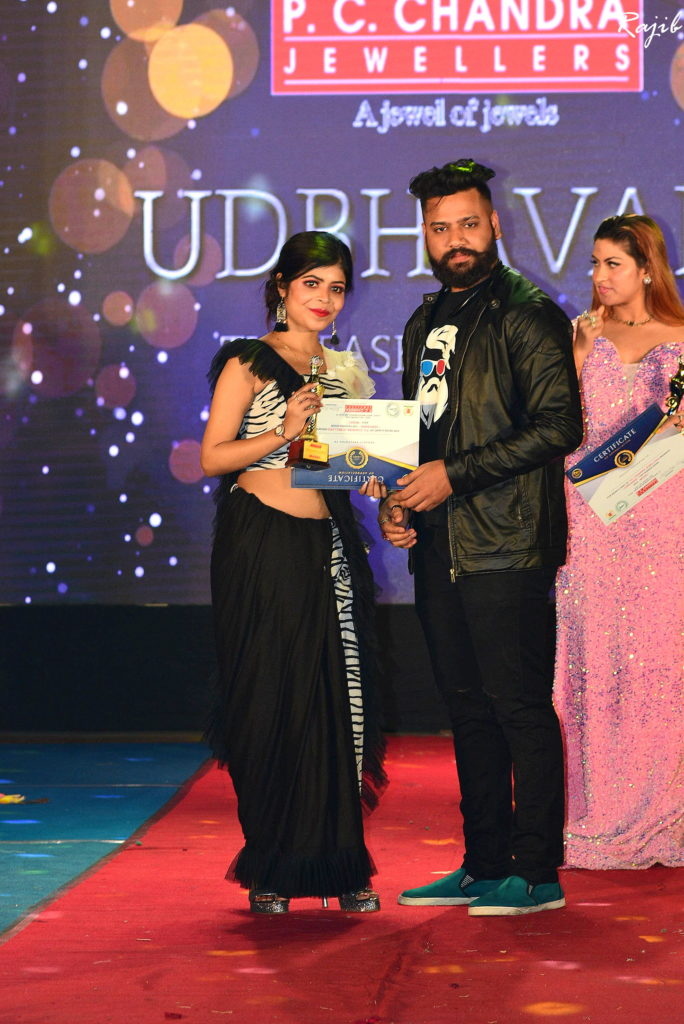 Glamorous RAMP WALK - An Evening with Glamour and Beauty