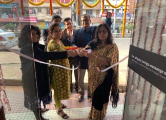 At the Travel Tours store launch in Kolkata 2