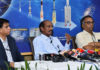 The Chairman, Indian Space Research Organisation (ISRO), Dr. K. Sivan briefing the media about various developments at a press meet, in Bengaluru on January 01, 2020.
