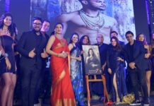 Fface unveils Fface Calendar 2020 in the glamorous presence of Actress Paayel Sarkar as the brand face