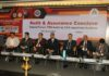 inauguration ceremony of Audit & Assurance Conclave organised by ICAI & EIRC held at The Park, Kolkata.