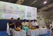 Annual Kabaddi League 2020 held at Kolkata