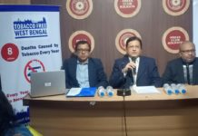 Tobacco Free West Bengal Campaign now urging for Tobacco-Free Kolkata