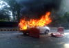 New Delhi Burning