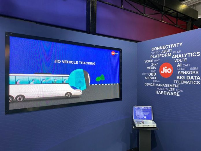 Jio drives the Future of Connected Vehicles