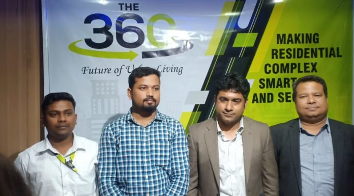 The 360 an App for Society management