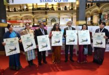 Dr S. Jaishankar inaugurates the India pavilion at the 70th Berlin International Film Festival
