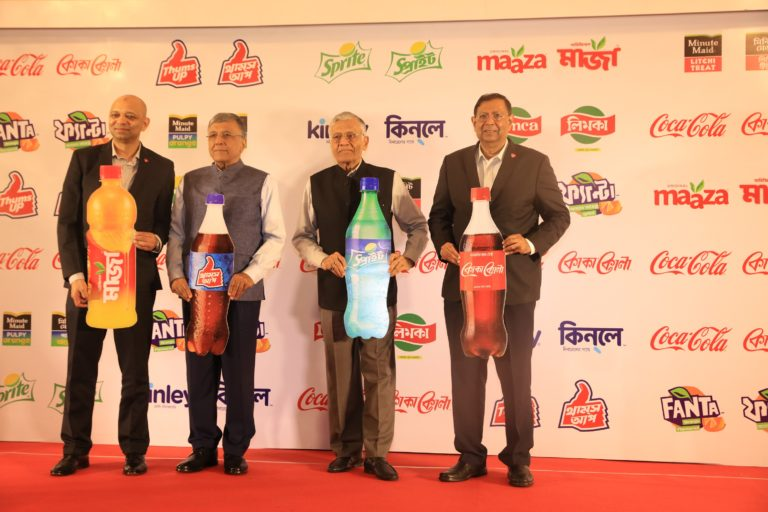 Coca-Cola India Announces partnership with Kolkata Knight Riders during the launch of new products