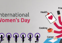 President of India's Message on the eve of International Women's Day
