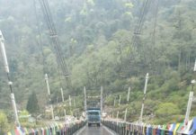 Bridge constructed by Border Roads Organisation over Teesta River in North Sikkim opened for traffic