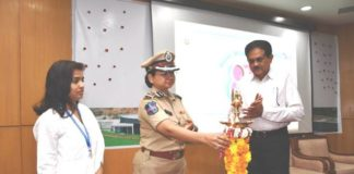 Indian National Centre for Ocean Information Services (INCOIS) , Hyderabad celebrates Women's Day