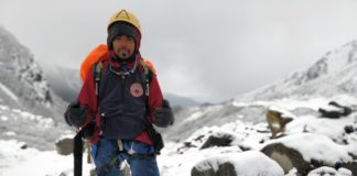 Indian mountaineer loses 1 year and money to Mt. Everest due to Corona