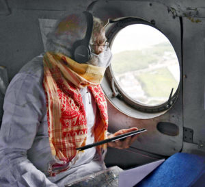 PM undertakes aerial survey of Cyclone Amphan affected areas in West Bengal
