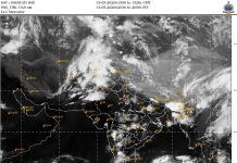Satelite Image India - 13 May 2020