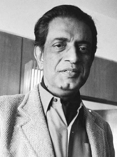 Satyajit Ray Photo by Wikipedia