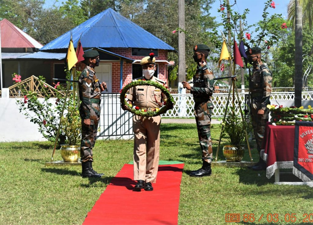 Indian Army expresses solidarity in Lower Assam