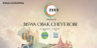 ZEE5 Global Brings Together Top Bangla Artistes to Recreate 'Abar Jombe Mela' in a message of hope for Bangladesh