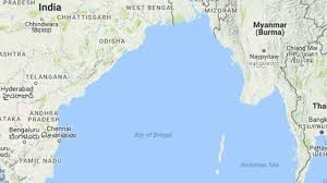 The low-Pressure area over the south Andaman Sea & adjoining the southeast Bay of Bengal