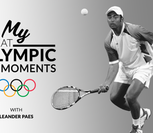 Leander Paes - Olympic Channel Photo