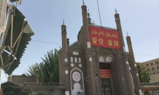 Mosque in China Turned into Toilet