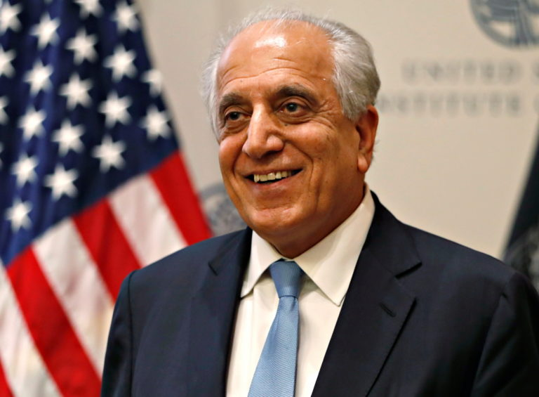 The US Appoints Special Representative for Afghanistan Reconciliation – Ambassador Zalmay Khalilzad nominated for the Afghanistan Peace Negotiations
