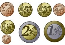 All European Union Euro Coins