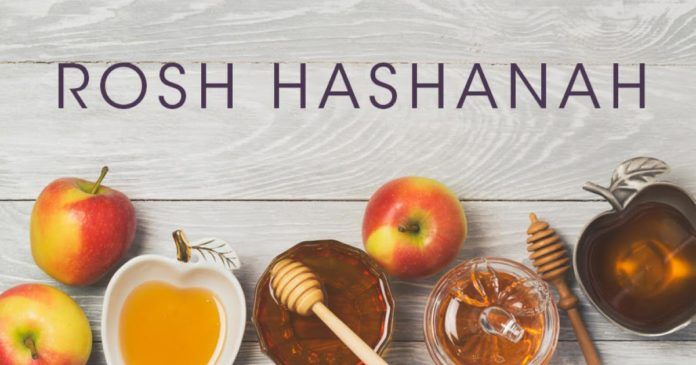 Happy Rosh-Hashana-Foods