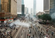 China - Hong Kong Protest