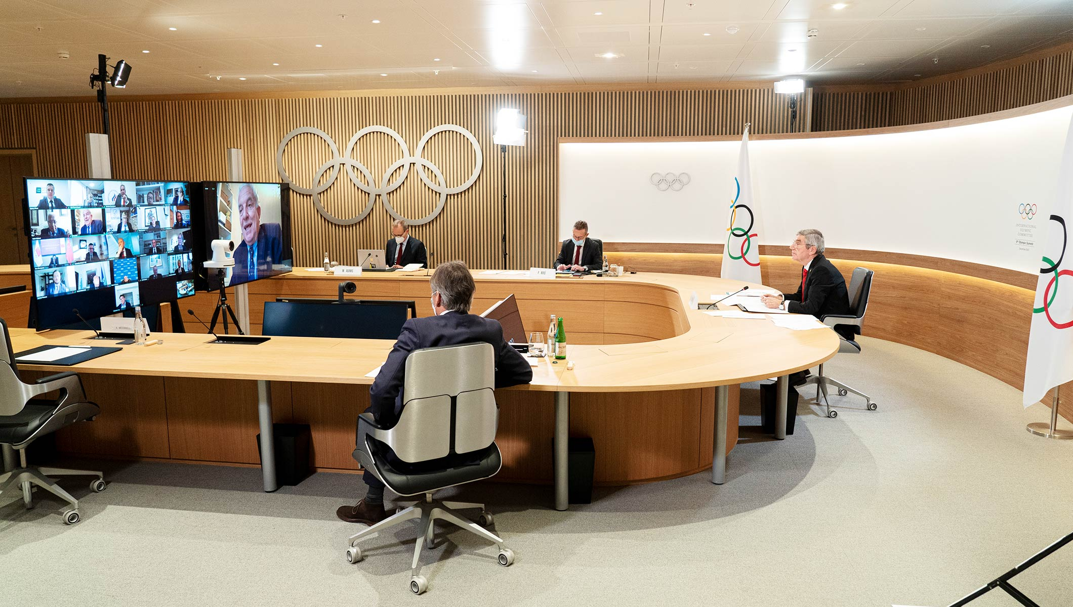 DECLARATION OF THE 9TH OLYMPIC SUMMIT