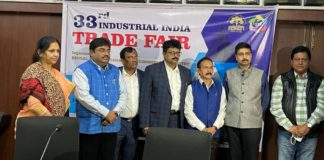 Bengal National Chamber of Commerce Industry (BNCCI) at a Press Meet formally announced