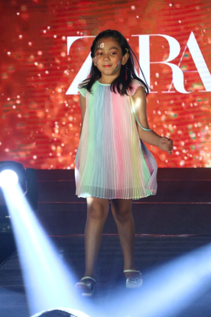 Lakme Academy celebrated Fashion Week with the Kids in the City of Joy