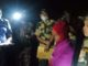BSF HANDED OVER ONE BANGLADESHI MINOR GIRL TO BGB AS GOODWILL GESTURE