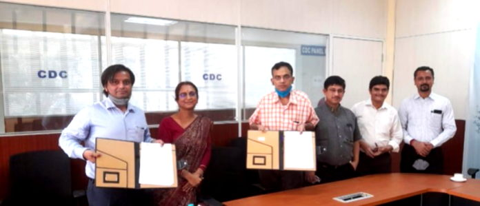 IIT Kharagpur and NCDC Mou Signing