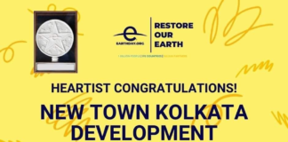 Restore Our Earth Award for NKDA