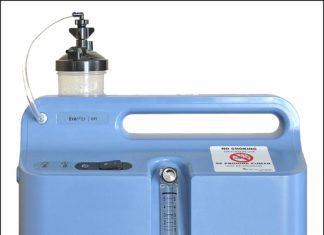 Oxygen Concentrator.
