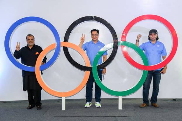 Official Theme Song for the Indian Olympic Team to Tokyo 2020