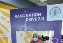 Narayan Memorial Hospital kicks off its vaccination drive for 18 plus to 44 years and above