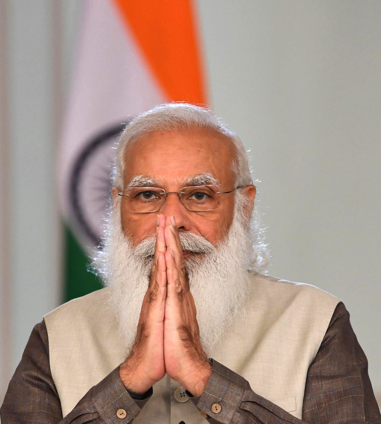 PM addresses CoWin Global Conclave as India offers CoWIN platform as a digital public good to the world to combat COVID19
